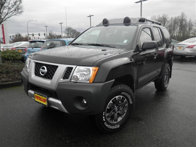 new 2015 nissan xterra pro 4x suv in puyallup 15488 bill korum 39 s puyallup nissan. Black Bedroom Furniture Sets. Home Design Ideas