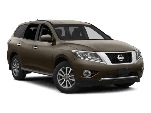 new 2015 nissan pathfinder sv suv in puyallup 15845. Black Bedroom Furniture Sets. Home Design Ideas
