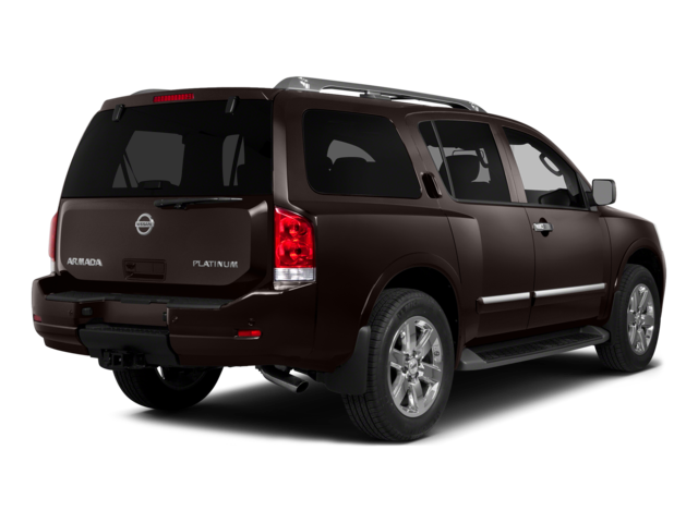 New 2015 Nissan Armada Platinum Reserve SUV in Puyallup ...
